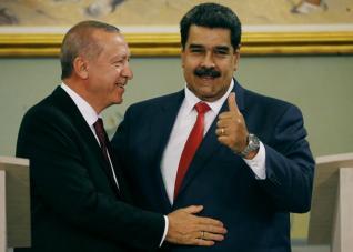 Γιατί η Κίνα, η Ρωσία και η Τουρκία στηρίζουν τον Μαδούρο