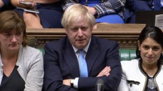 Boris Johnson Stumbles Into Yet Another Crisis