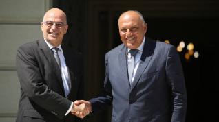 Κοινό μέτωπο Ελλάδας – Αιγύπτου απέναντι στο μνημόνιο Τουρκίας - Λιβύης
