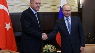 Turkstream: Ο Ερντογάν έδωσε στον Πούτιν βιβλίο-ανάλυση της συμφωνίας Τουρκίας-Λιβύης