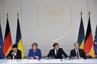 Συμφωνία Ρωσίας- Ουκρανίας για κατάπαυση του πυρός και ανταλλαγή αιχμαλώτων