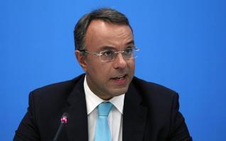 Χρ. Σταϊκούρας: Έρχονται διευκολύνσεις νοικοκυριών, επιχειρήσεων από τις τράπεζες