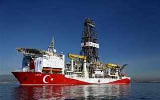 Η Άγκυρα αγνοεί τις «απειλές» και συνεχίζει τις γεωτρήσεις στην αν. Μεσόγειο