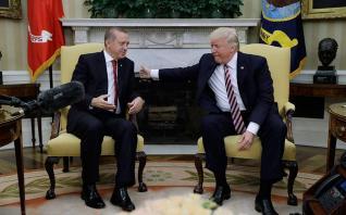 Ανάλυση: Η κακή εικόνα Ερντογάν στην Αμερική