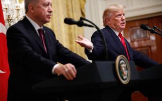 Τραμπ: «Πολύ σοβαρή πρόκληση» η αγορά των S-400 από την Τουρκία - «ειλικρινείς» οι συνομιλίες με τον Ερντογάν