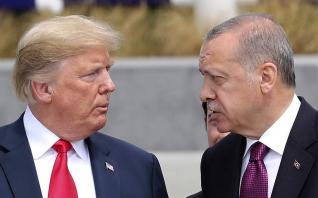 Ερντογάν: Η Ουάσιγκτον δεν τήρησε τις δεσμεύσεις της στη Συρία