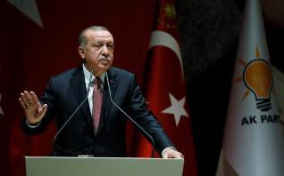 Νέες απειλές Ερντογάν κατά Ε.Ε. λόγω Κύπρου