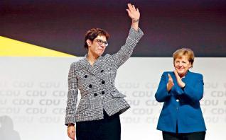 Η «νέα Μέρκελ» του CDU