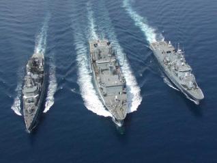 Αρχίζει την Πέμπτη η τριμερής ναυτική άσκηση Κύπρου, Γαλλίας, Ιταλίας