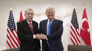 Κρίσιμη συνάντηση Τραμπ – Ερντογάν: Η «βαριά» ατζέντα, οι στόχοι & οι αντιδράσεις