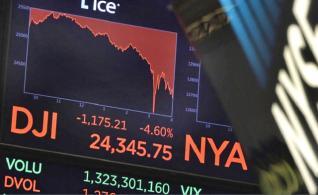 Τι δείχνει η ιστορική ύφεση: Σε «βαθιά μαύρη τρύπα» οι οικονομίες ΗΠΑ-Γερμανίας