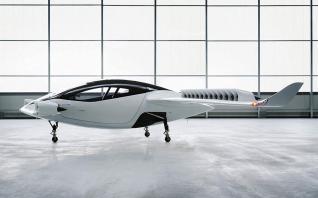 Χωρίς πιλότο το πρώτο ιπτάμενο ηλεκτρικό ταξί στον κόσμο
