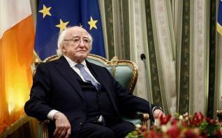 Ο πρόεδρος της Ιρλανδίας στην «Κ»: Οι λάθος χειρισμοί της Ε.Ε. για την Ελλάδα
