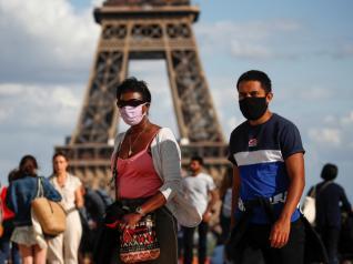 Χειρότερη κι από τον Μάρτιο η εικόνα του κορονοϊού σε πολλές χώρες, νέο ρεκόρ κρουσμάτων στην Γαλλία