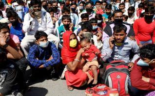 Η εκτός ελέγχου πανδημία της Ινδίας