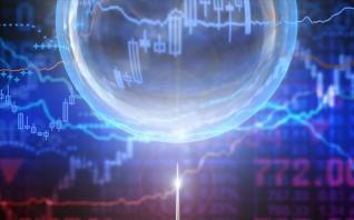 Moody's: Πώς το εταιρικό χρέος θα σπάσει τη φούσκα των μετοχών