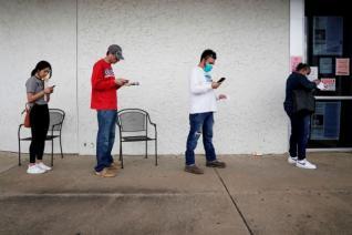 Μαύρο ρεκόρ ανεργίας για τις ΗΠΑ: Στα 20 εκατ. οι απολύσεις τον Απρίλιο