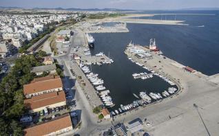 Αμερικανικό ενδιαφέρον για τον διαγωνισμό για τα λιμάνια Αλεξανδρούπολης και Καβάλας