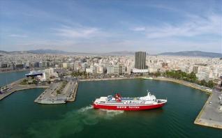 Επενδυτικές κινήσεις σε ακτοπλοΐα και λιμάνια ετοιμάζει ο όμιλος Grimaldi