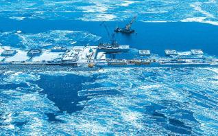 Ημιτελής ο αγωγός Nord Stream 2 μετά τις απειλές ΗΠΑ για κυρώσεις