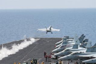 ΗΠΑ – Γαλλία αναβαθμίζουν την παρουσία τους στην Ανατολική Μεσόγειο