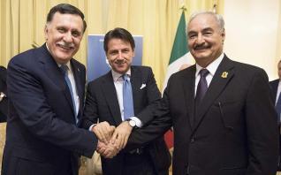 Ευρωπαίοι και Ρώσοι επιστρέφουν στη Λιβύη