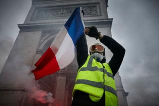 France Has Highest Taxes of Any Wealthy Country, Says OECD