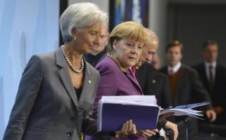 Πιο κοντά ΔΝΤ - Γερμανία για το χρέος