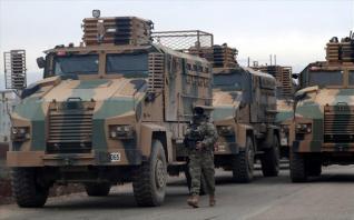 Τουρκία: Αύξηση των στρατιωτικών δαπανών κατά 86% σε μια δεκαετία