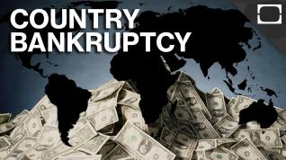 Οι συνέπειες από τη χρεοκοπία μιας χώρας