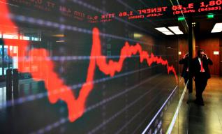 Δραματική μείωση του αριθμού των χρηματιστηριακών εταιριών