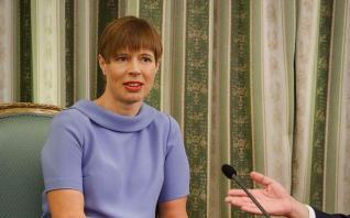 Η Εσθονή πρόεδρος στην «Κ»: Εμπιστοσύνη στον ψηφιακό κόσμο